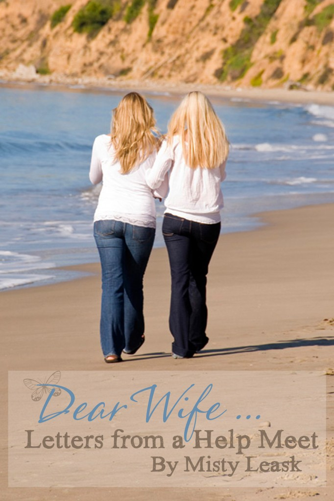 Dear Wife:Letters from a Help Meet