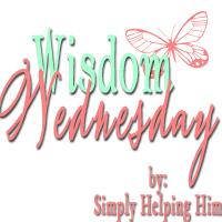 Wisdom Wednesday2