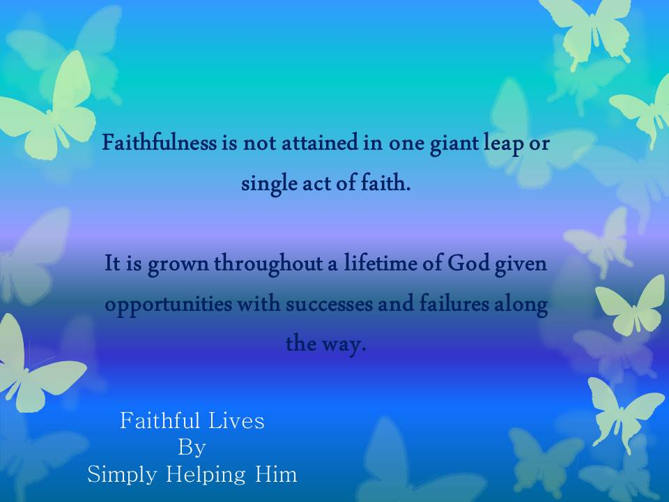 Faithfullives