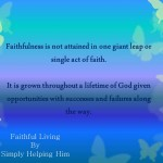 faithfulliving