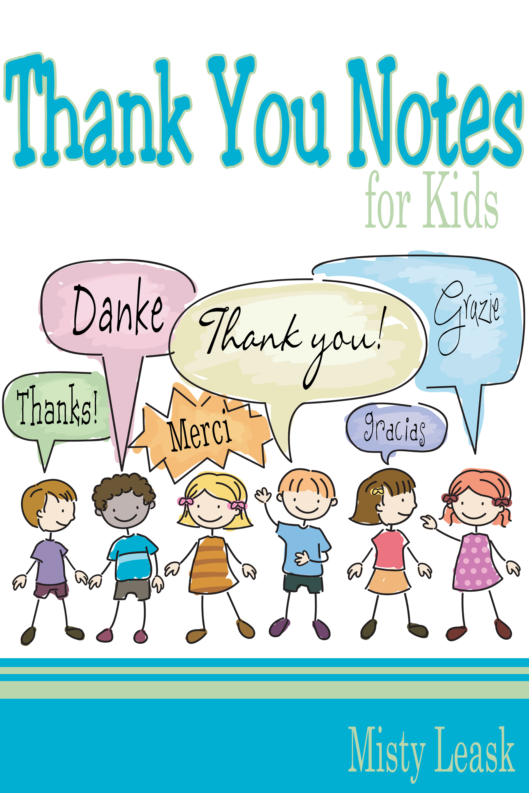 A Time for Remembrance: Thank You Notes for Kids